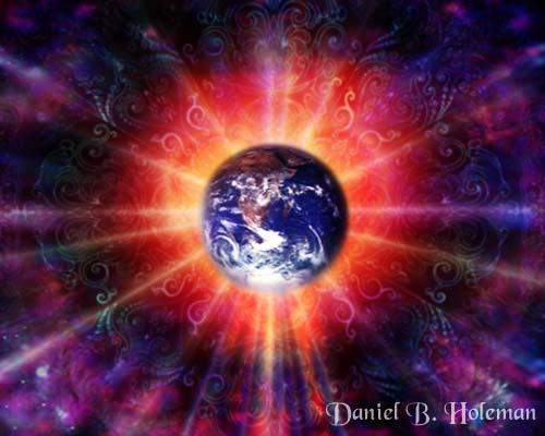 jorda indre krefter