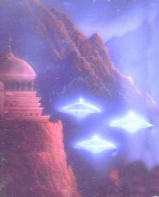 Utazás az asztrális Vénuszra